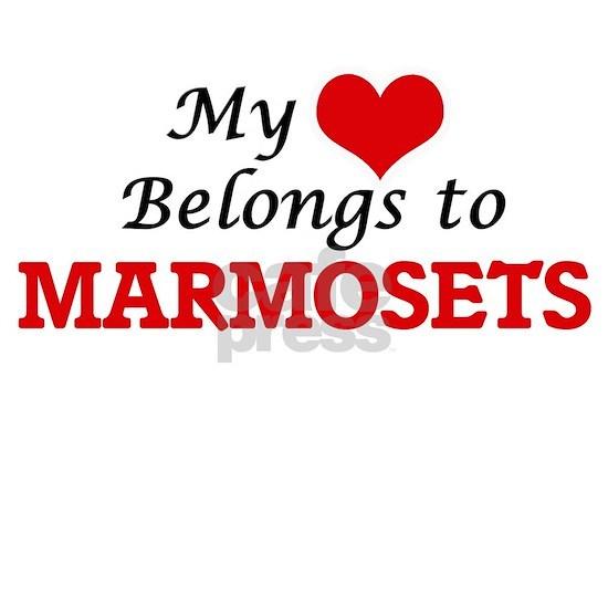 My heart belongs to Marmosets