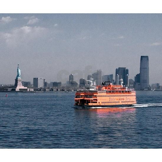 (2) Staten Island Ferry