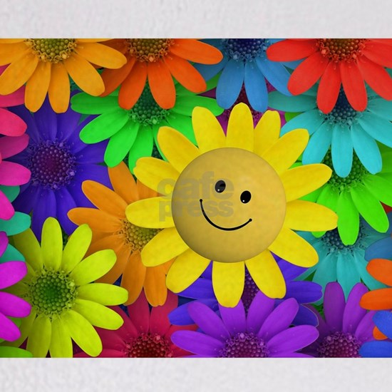 Colorful Art of Flower