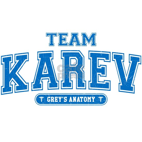 Grey's Anatomy Team Karev