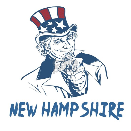 New Hampshire State Designs