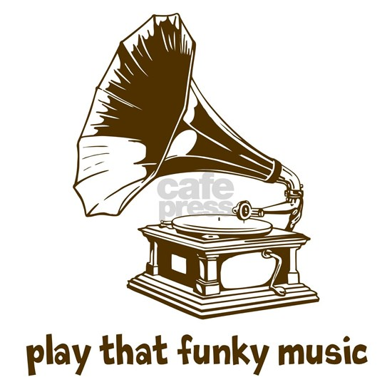 Funky Music (brown)