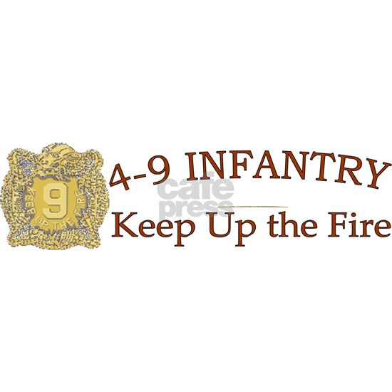 4th Bn 9th Infantry cap1