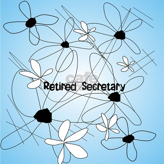 Retired Secretary Pillow 3