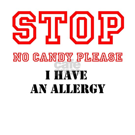 Allergy Warning