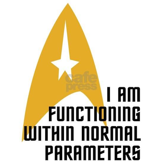 Star Trek - Normal Parameters