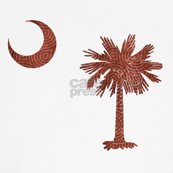 South Carolina Palmetto State Flag
