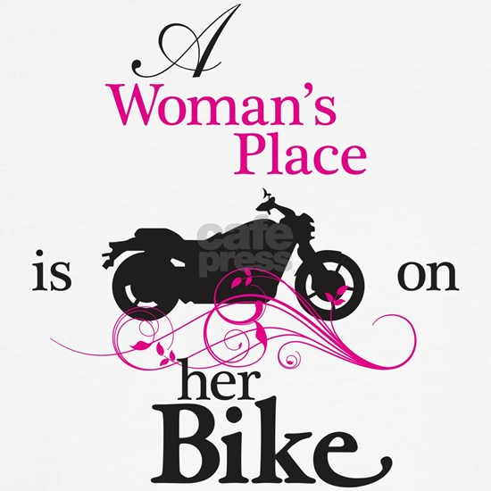 Womans Place, Bike Flourish