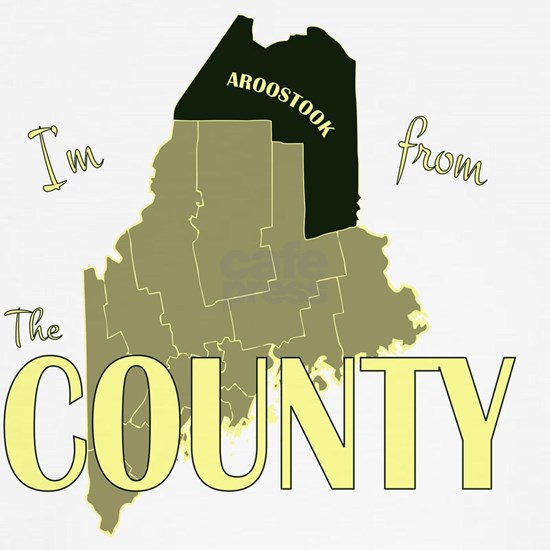 Im from The County