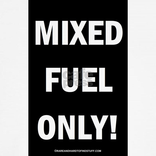 Mixed Fuel Only