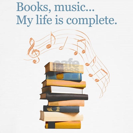 Books and music