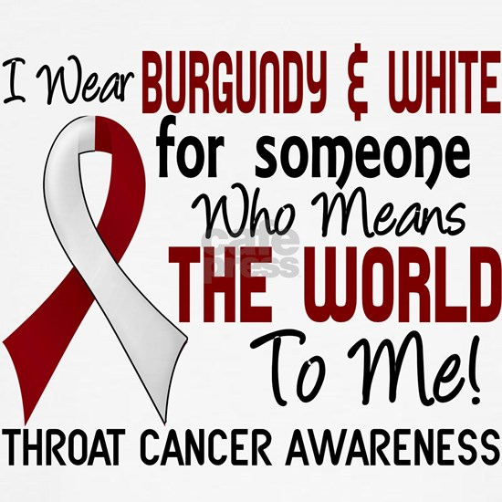 - Throat Cancer Means World To Me 2
