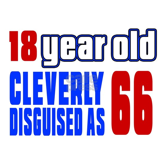 Cleverly Disguised As 66