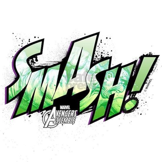 Hulk Smash Mousepad By Marvel Cafepress