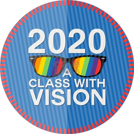2020 A Class With Vision, Rainbow