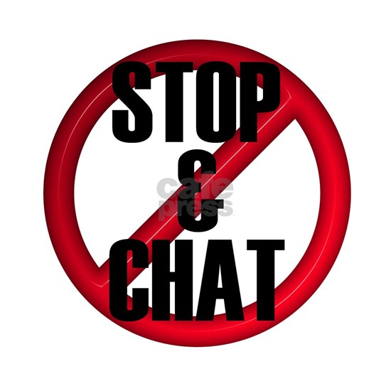 No Stop & Chat