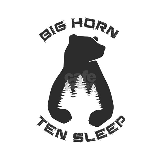 Big Horn  -  Ten Sleep - Wyoming