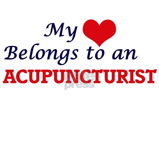 My Heart Belongs to an Acupuncturist