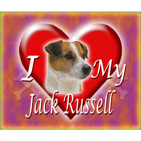 2-I Love My Jack Russell