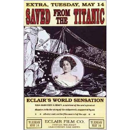saved from the titanic