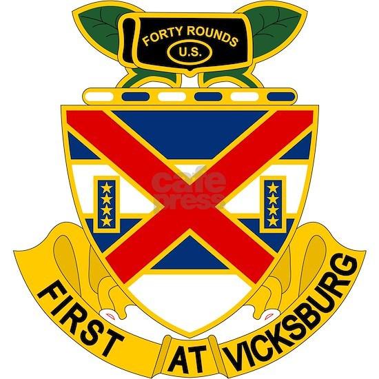 13th Infantry Regiment - First At Vicksburg