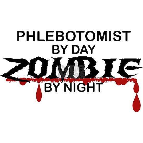 Phlebotomist Zombie