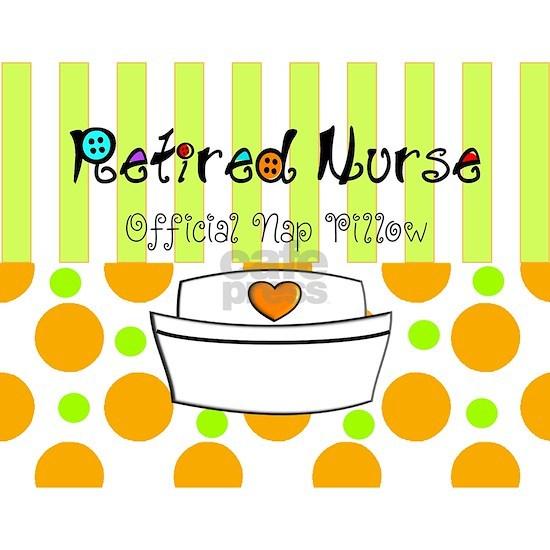 Retired nurse official nap pillow 2