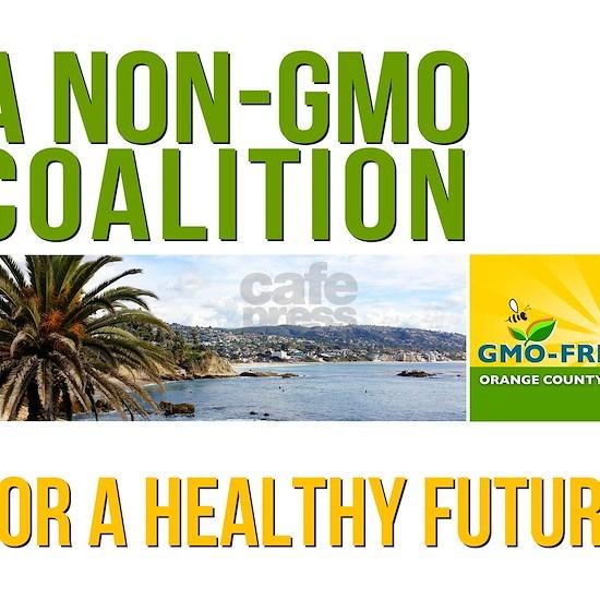 GMO-Free OC Official Apparel