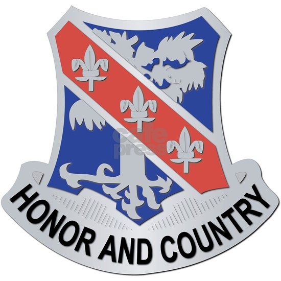 DUI - 2nd Bn - 327th Infantry Regiment