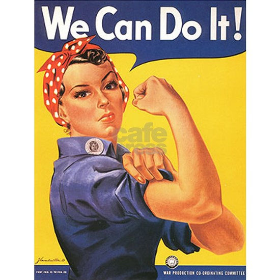 Women We Can Do It!