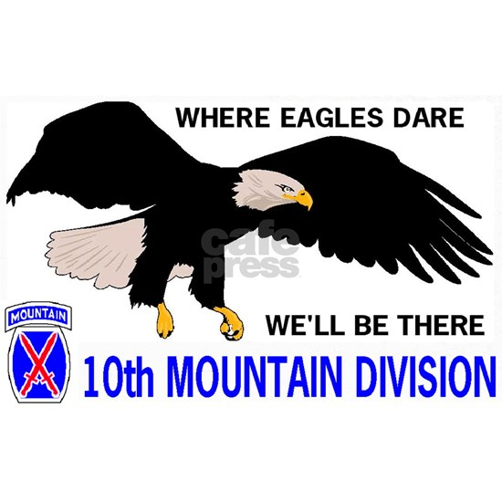 10th MOUNTAIN DIVISION EAGLES