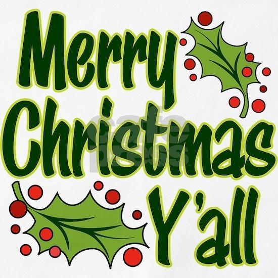 Merry Christmas Yall.Merry Christmas Y All Light Apron