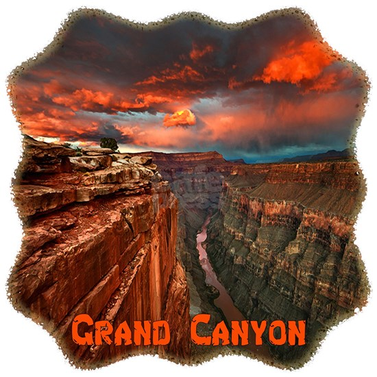 Grand-Canyon-Sunset-T-Shirt