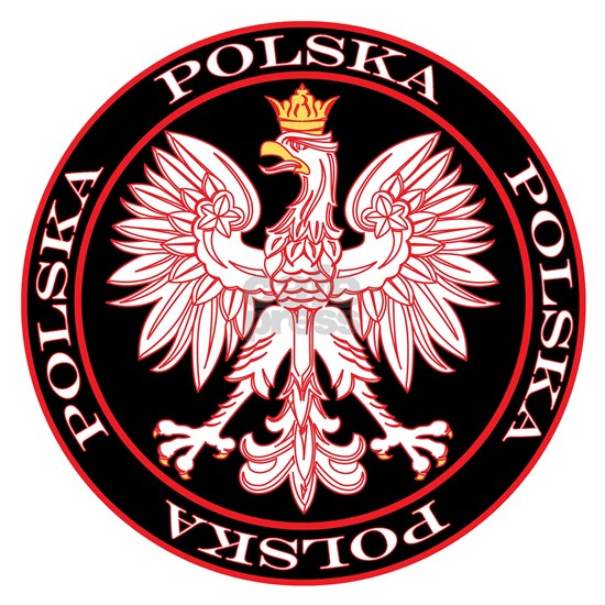 Polska Red Egle Circle