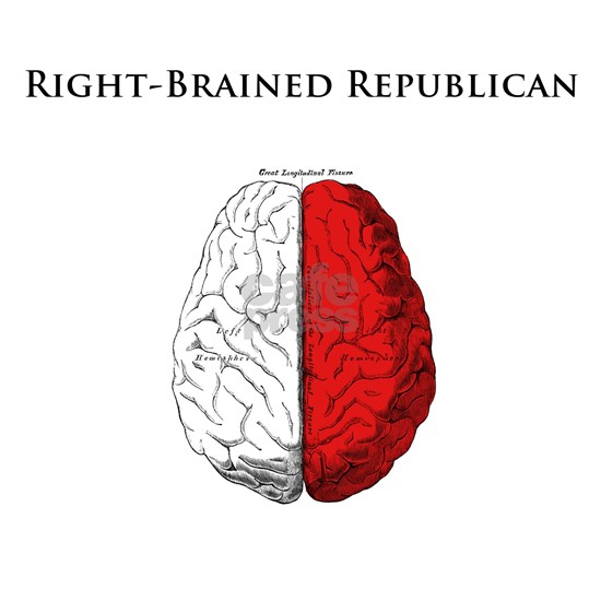 Right-Brained Republican