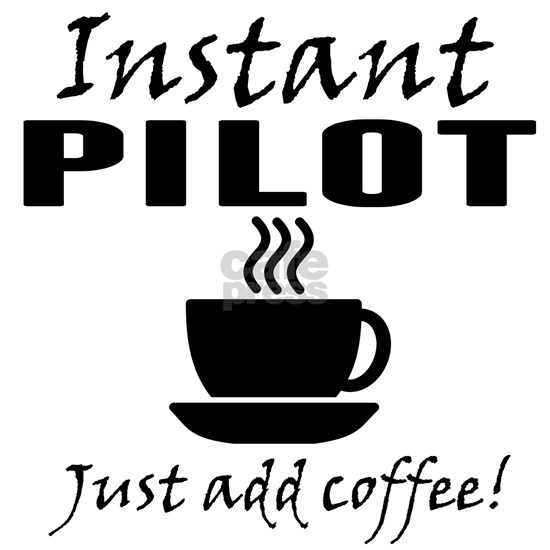 Instant Pilot Just Add Coffee