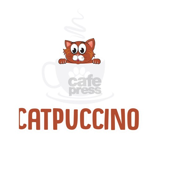Funny Catpuccino Gift