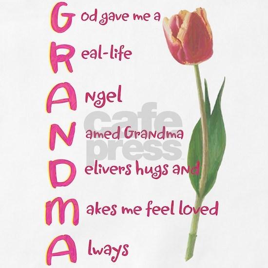 grandma tulip