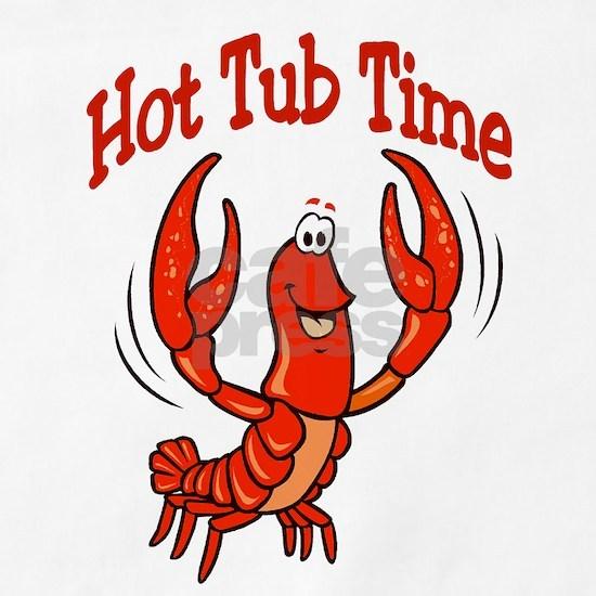 Crawfish Hot Tub Time