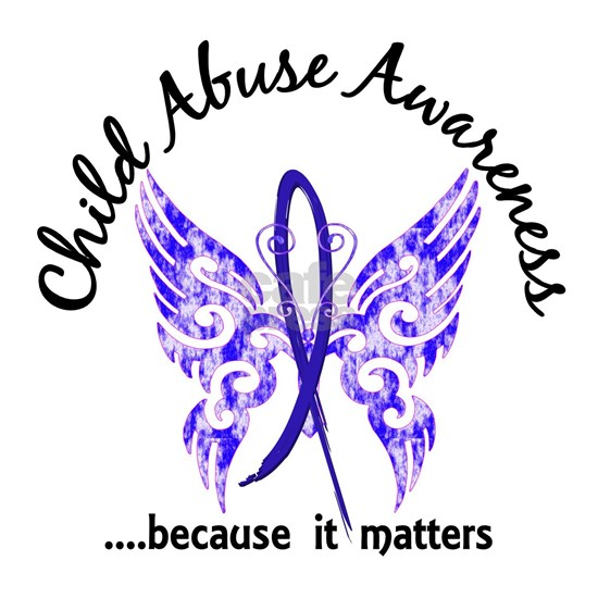 - Child Abuse Butterfly 6.1