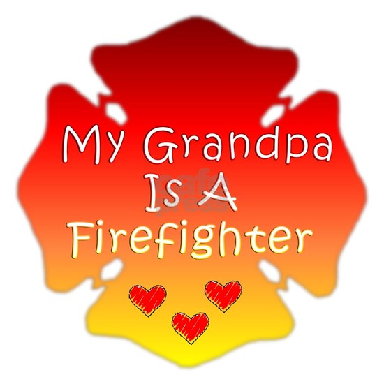 Firefighter Grandfather