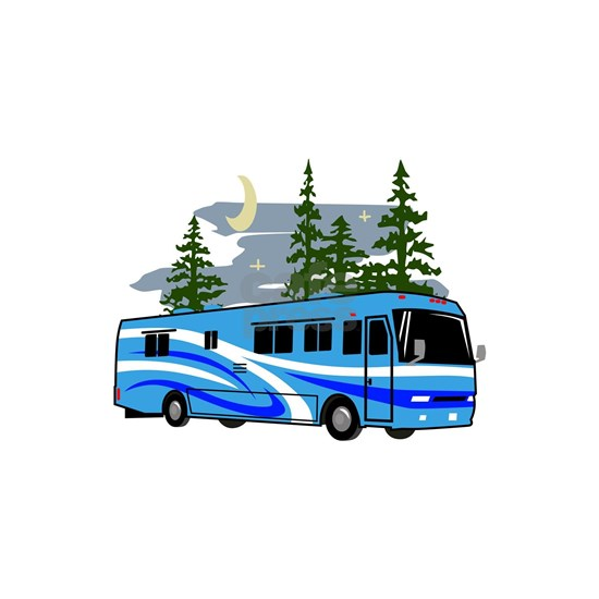 RV Motor Home Camping