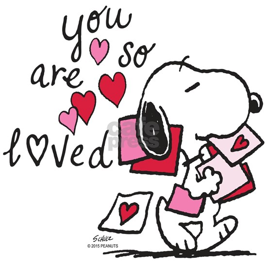 Snoopy - You Are So Loved
