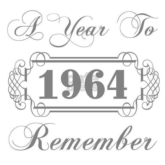 1964 A Year To Remember