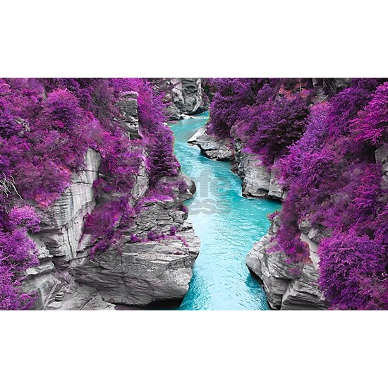 Purple Cliffs