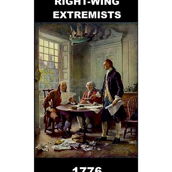 RIGHT WING EXTREMISTS 1776