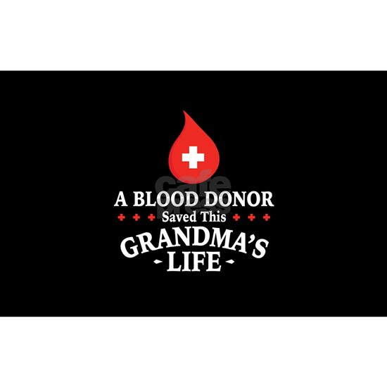 Blood Donor Saved Grandma