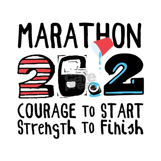 Marathon Courage