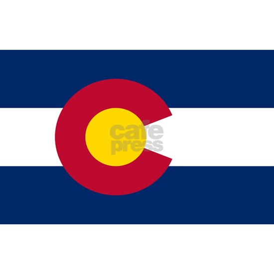 colorado flag sticker rec 1