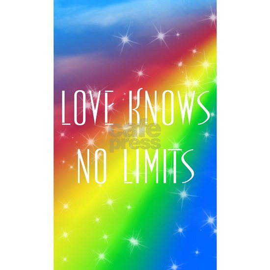 Rainbow Love Knows No Limits